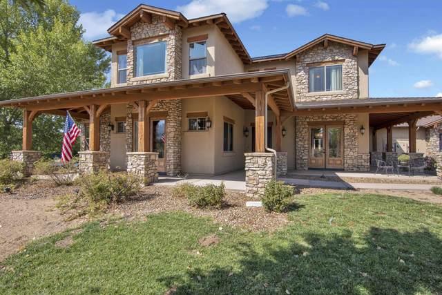 4250 W Oatman Flat Circle, Prescott, AZ 86305 (#1033097) :: Shelly Watne