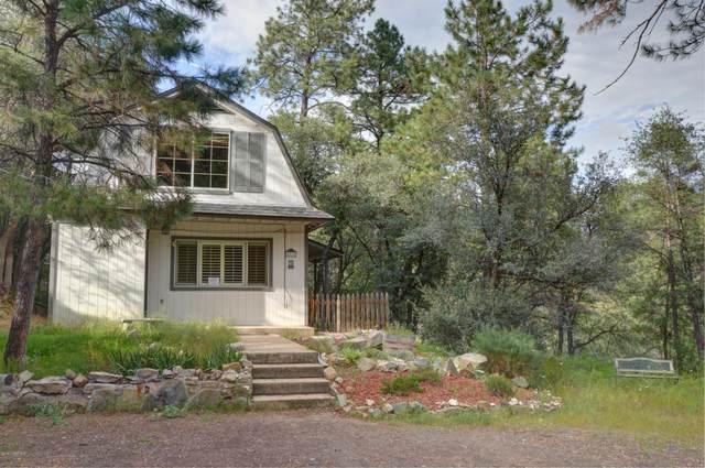 4915 S Deer Trail, Prescott, AZ 86303 (#1033104) :: Shelly Watne