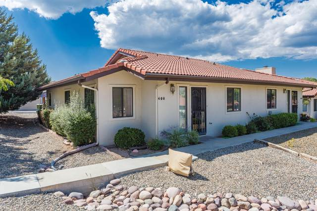 406 Jimson Way, Prescott, AZ 86301 (#1033110) :: West USA Realty of Prescott