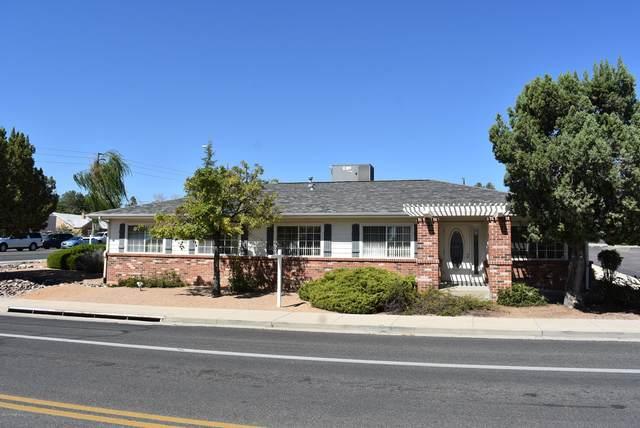 1727 Willow Creek Road, Prescott, AZ 86301 (#1033120) :: Shelly Watne