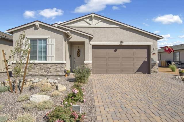 1376 Towhee Trail, Prescott, AZ 86305 (#1033124) :: Shelly Watne