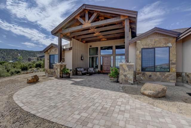 6701 E Vista Del Oro Drive, Prescott, AZ 86303 (MLS #1033129) :: Conway Real Estate