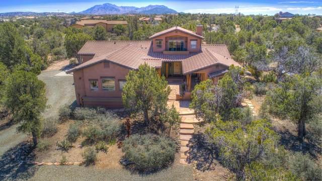 13844 N Thunderbird Road, Prescott, AZ 86305 (#1033130) :: Shelly Watne