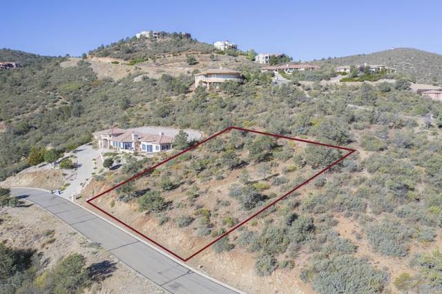 330 Silverhill Circle, Prescott, AZ 86303 (#1033136) :: West USA Realty of Prescott