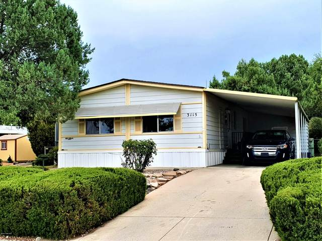 3115 Duke Drive, Prescott, AZ 86301 (MLS #1033299) :: Conway Real Estate