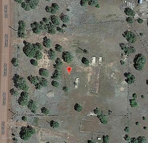 2237 N Luana Drive, Williams, AZ 86046 (#1033475) :: Shelly Watne