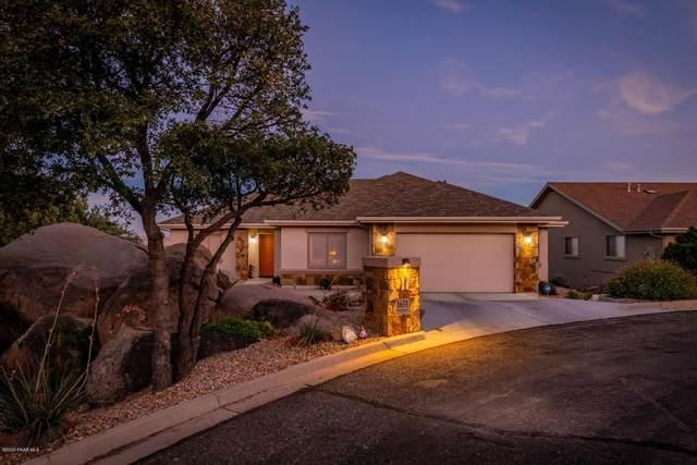 1631 Morning Stone Drive, Prescott, AZ 86305 (#1033486) :: Shelly Watne