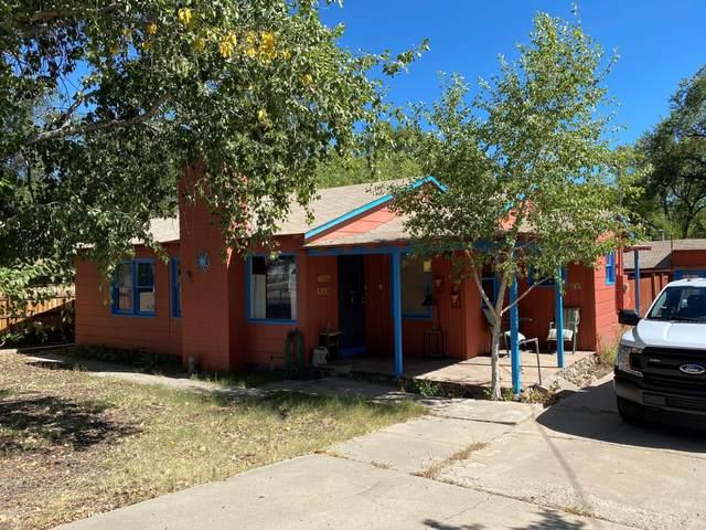 719 Gail Gardner Way Way #38, Prescott, AZ 86305 (MLS #1033508) :: Conway Real Estate