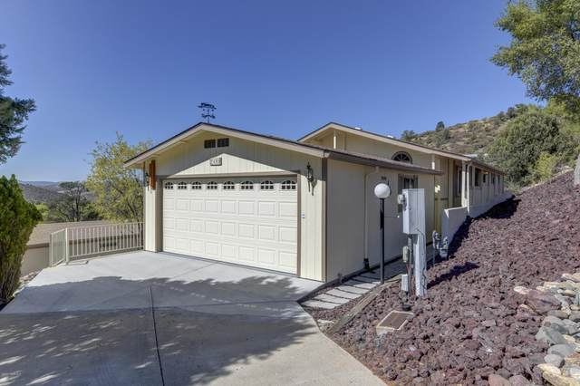 2490 E Hilltop Road, Prescott, AZ 86301 (MLS #1033567) :: Conway Real Estate