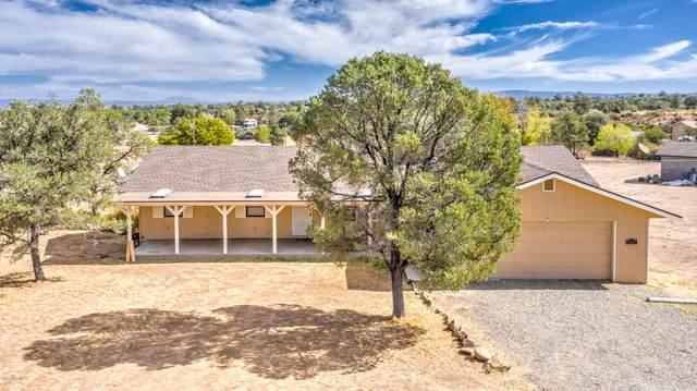 6725 N Odell Drive, Prescott, AZ 86305 (MLS #1033597) :: Conway Real Estate