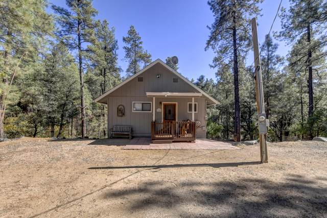 1300 W Mica Road, Prescott, AZ 86303 (#1033605) :: Shelly Watne