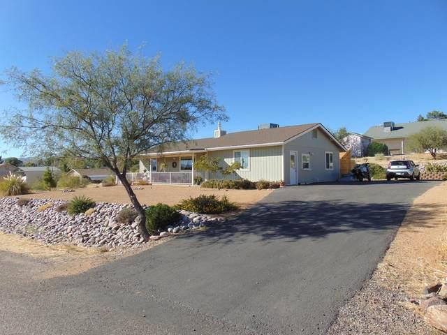 17690 E Bob White Road, Mayer, AZ 86333 (#1033639) :: Shelly Watne