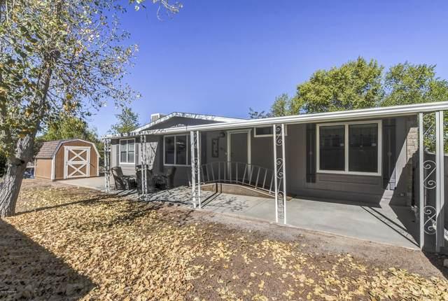 3080 Granite Drive, Prescott, AZ 86301 (MLS #1033661) :: Conway Real Estate
