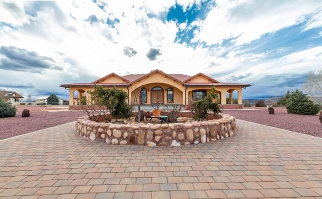 1590 N San Antonio Road, Chino Valley, AZ 86323 (#1033693) :: Shelly Watne