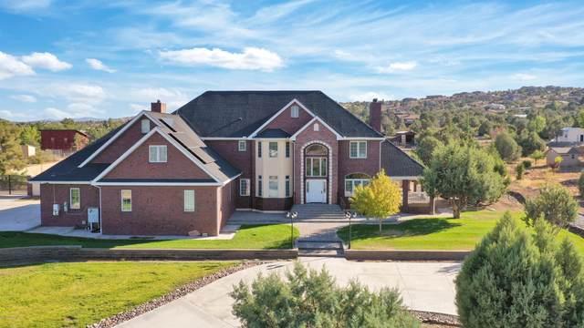 2665 W Granite Park Drive, Prescott, AZ 86305 (#1033707) :: Shelly Watne