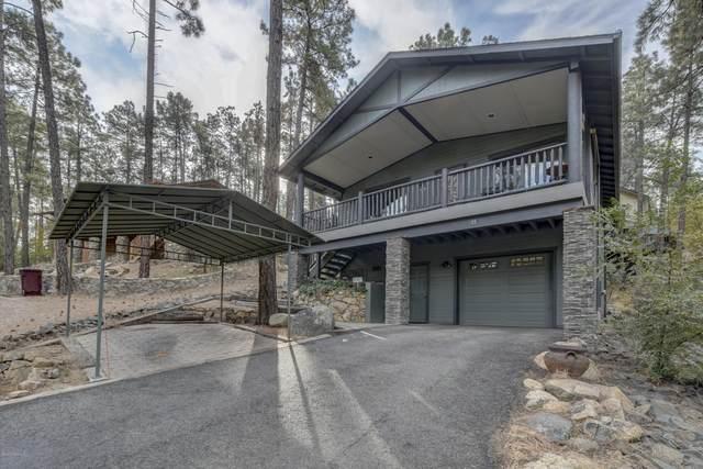 715 W Zuni Drive, Prescott, AZ 86303 (#1033794) :: Shelly Watne