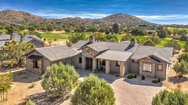 14841 N Dragons Breath Lane, Prescott, AZ 86305 (#1033836) :: Shelly Watne