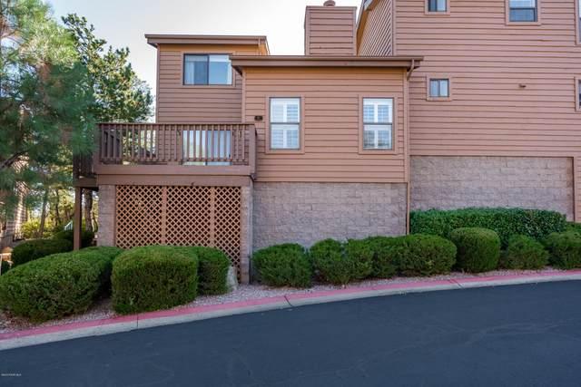 224 Creekside Circle D, Prescott, AZ 86303 (#1033838) :: Shelly Watne