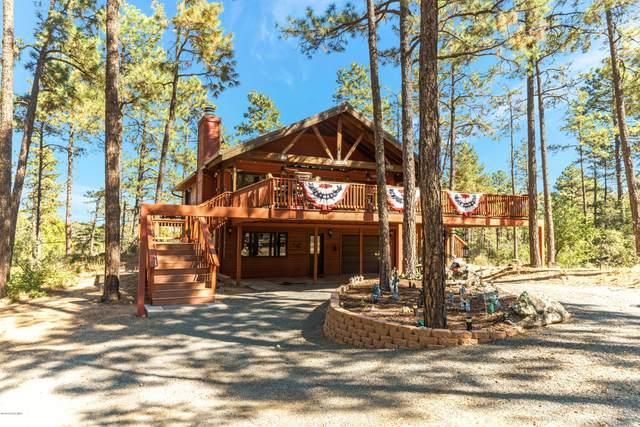2250 W Thumb Butte Road, Prescott, AZ 86305 (#1033842) :: Shelly Watne