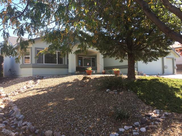 7141 N Pinnacle Pass Drive, Prescott Valley, AZ 86315 (#1033853) :: Shelly Watne