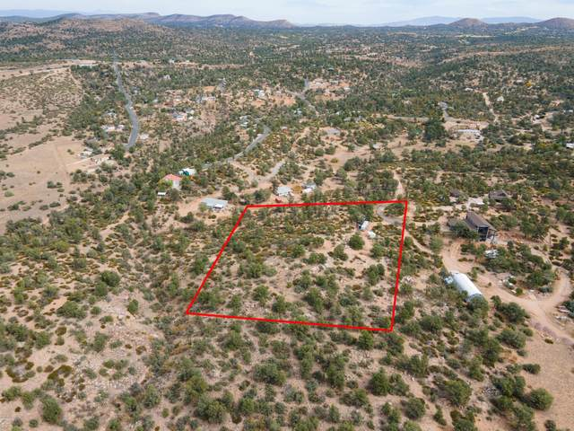 14900 N Burnside Drive, Prescott, AZ 86305 (#1033875) :: Shelly Watne