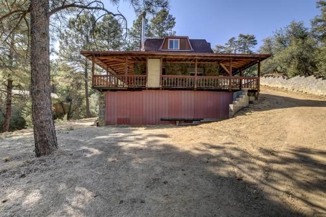 4867 S Deer Trail, Prescott, AZ 86303 (#1033884) :: Shelly Watne