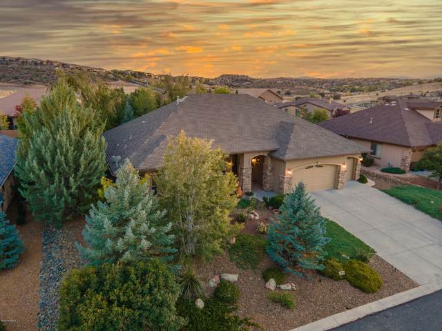 375 Bloomingdale Drive, Prescott, AZ 86301 (#1033911) :: Shelly Watne