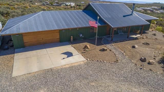 1701 N Hidden Valley Way, Dewey-Humboldt, AZ 86327 (#1033958) :: Prescott Premier Homes | Coldwell Banker Global Luxury