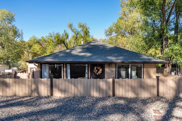 530 Copper Basin Road, Prescott, AZ 86303 (#1033964) :: Shelly Watne