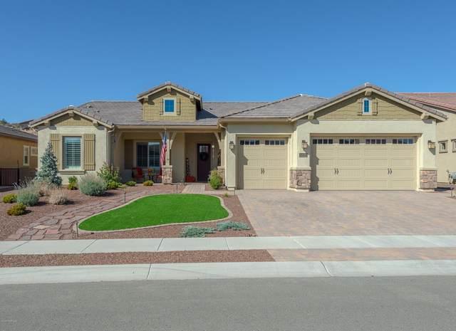 5222 Porter Creek Drive, Prescott, AZ 86301 (#1033998) :: Shelly Watne