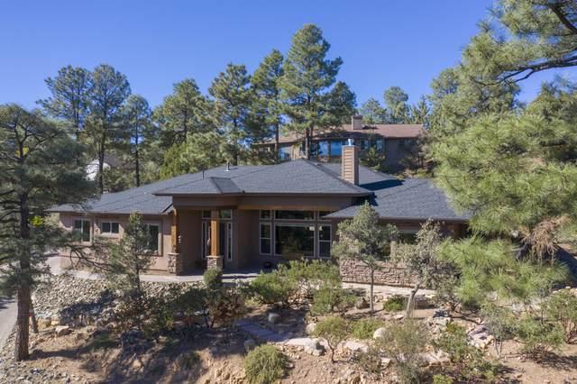 1538 Spruce Canyon Drive, Prescott, AZ 86303 (#1034001) :: Shelly Watne