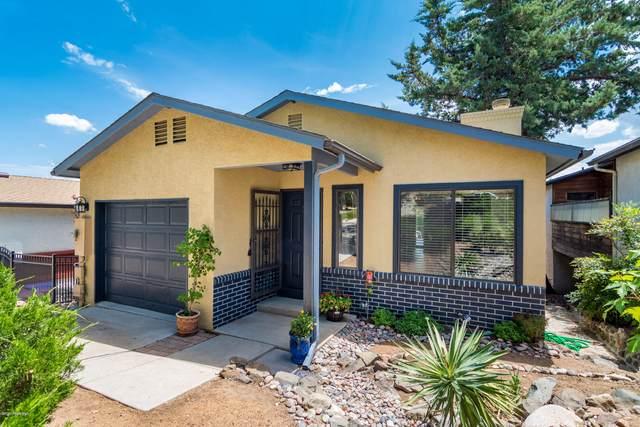 1802 Short Line Lane, Prescott, AZ 86301 (#1034036) :: Shelly Watne