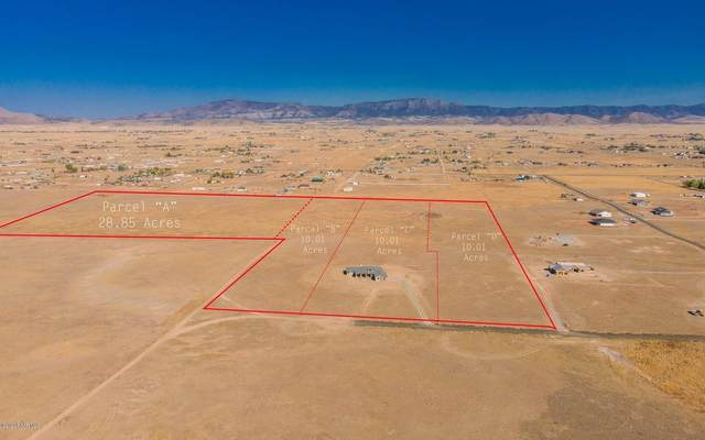 00 N Steel #B Road, Prescott Valley, AZ 86315 (#1034069) :: Shelly Watne