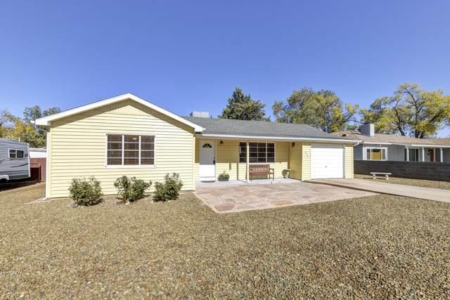 642 W Rosser Street, Prescott, AZ 86301 (#1034128) :: Shelly Watne