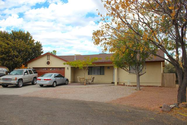 90 E Fox Circle, Cottonwood, AZ 86326 (#1034146) :: Shelly Watne