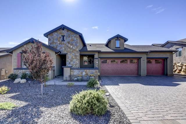 467 Bloomingdale Drive, Prescott, AZ 86301 (#1034151) :: Shelly Watne