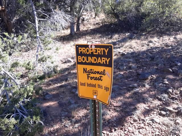 Lot 68b Juniperwood Ranch, Ash Fork, AZ 86320 (#1034183) :: Shelly Watne