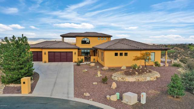 6479 E Slow Cattle, Prescott Valley, AZ 86314 (MLS #1034208) :: Conway Real Estate