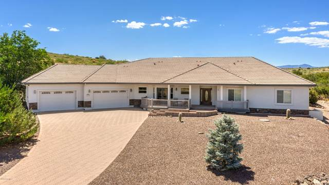15420 E Upper Ridge Lane, Mayer, AZ 86333 (#1034241) :: Shelly Watne