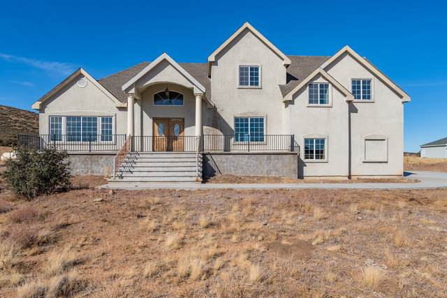8910 E Prescott Ridge Road, Prescott Valley, AZ 86315 (#1034291) :: Shelly Watne