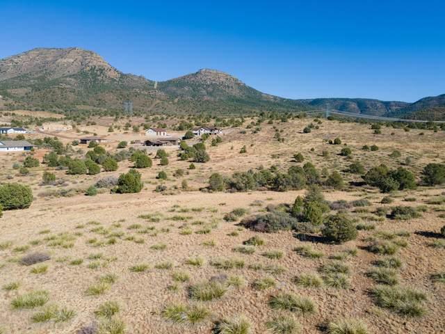 Lot 12E N Legend Hills Road, Prescott Valley, AZ 86315 (#1034350) :: Shelly Watne