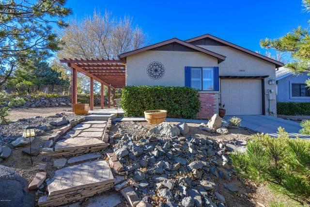1801 Short Line Lane, Prescott, AZ 86301 (#1034399) :: Shelly Watne