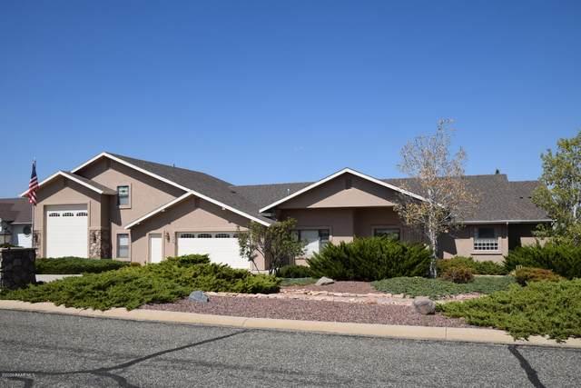 1224 Fremont Court #4, Prescott, AZ 86305 (#1034472) :: Shelly Watne