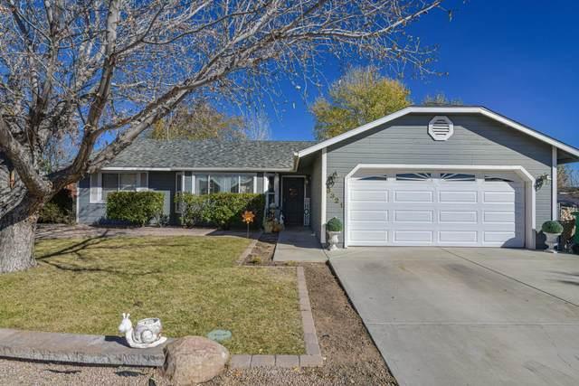6321 N Viewpoint Drive, Prescott Valley, AZ 86314 (#1034516) :: Gurley Street Realty