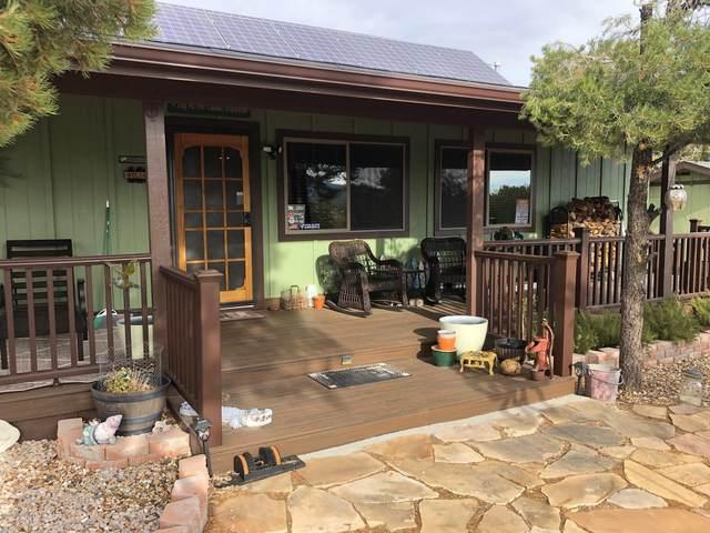 33694 W Gallina Road, Seligman, AZ 86337 (MLS #1034522) :: Conway Real Estate