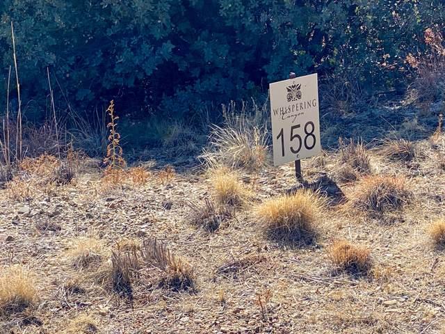 5985 W Frederick (Lot 158) Road, Prescott, AZ 86305 (#1034534) :: Prescott Premier Homes | Coldwell Banker Global Luxury