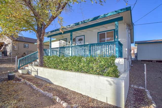 5226 E Diamond Drive, Prescott, AZ 86301 (#1034563) :: Gurley Street Realty