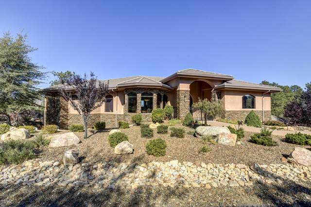 1630 Conifer Ridge Lane, Prescott, AZ 86303 (#1034574) :: Gurley Street Realty