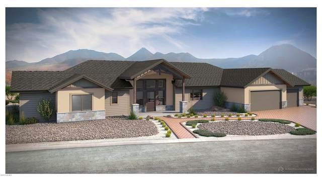 7839 E Bravo Lane, Prescott Valley, AZ 86314 (MLS #1034628) :: Conway Real Estate