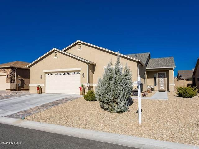 6054 E Teakwood Lane, Prescott Valley, AZ 86314 (MLS #1034691) :: Conway Real Estate